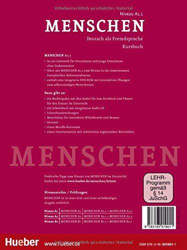 Учебник menschen a1.1