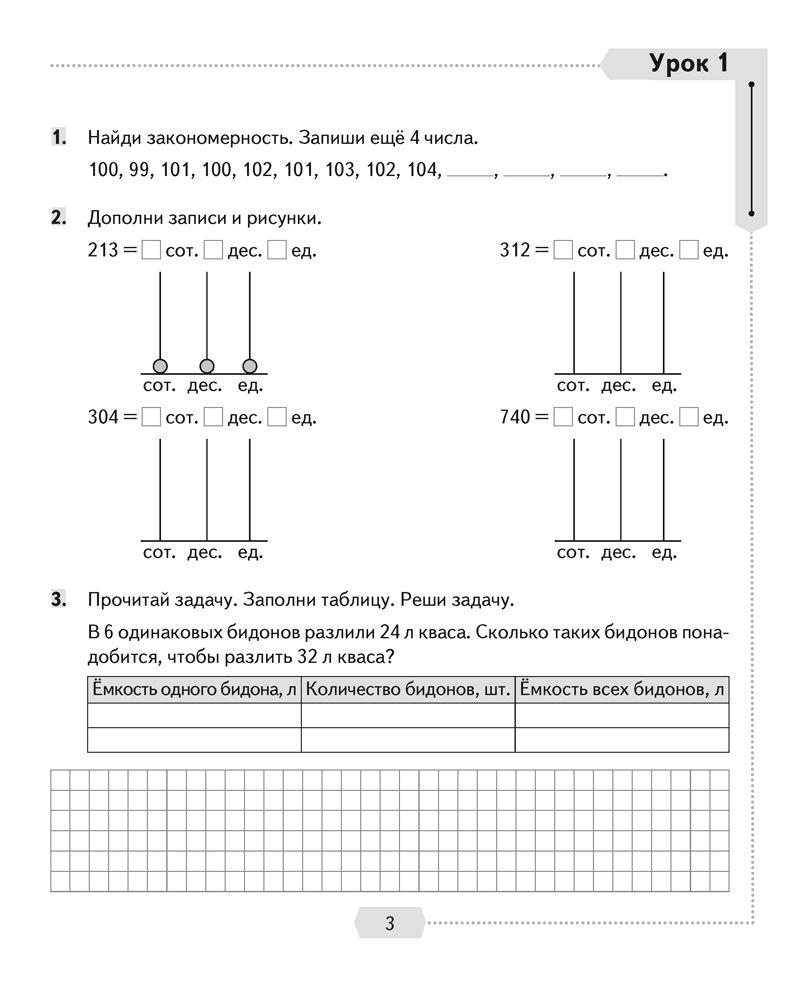Гдз по математике рабочая тетрадь 6 класс муравьёва