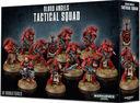 Warhammer 40.000. Blood Angels. Tactical Squad (41-12) — фото, картинка — 1