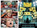 Вселенная DC. Rebirth. Бэтмен/Флэш. Значок — фото, картинка — 1