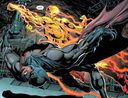 Вселенная DC. Rebirth. Бэтмен/Флэш. Значок — фото, картинка — 3