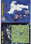 Трансформеры. Последний рыцарь. Развивающая книжка с наклейками — фото, картинка — 1