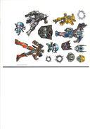 Трансформеры. Последний рыцарь. Развивающая книжка с наклейками — фото, картинка — 4