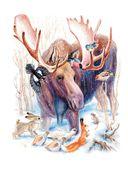 Лесные сказки и истории про животных — фото, картинка — 2