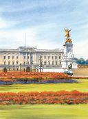 Нарисуй Лондон акварелью по схемам — фото, картинка — 6