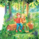 Про Барабашку, трын-траву и смелого Петю — фото, картинка — 5
