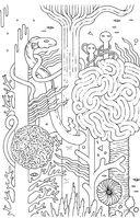 Моретерапия. Мини-раскраска-антистресс для творчества и вдохновения — фото, картинка — 5