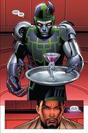 Железный Человек. Том 2. Тайное происхождение Тони Старка — фото, картинка — 4