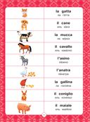 Итальянский для детей. Книга-тренажер с интерактивной закладкой — фото, картинка — 5