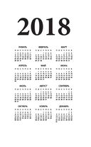 Мусульманский календарь на 2018 год — фото, картинка — 3