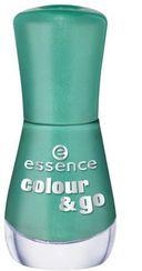 Лак для ногтей colour & go, изумрудно-зеленый (№ 179; 8 мл) — фото, картинка — 1