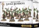 Warhammer Age of Sigmar. Bonesplitterz. Savage Boarboys (89-20) — фото, картинка — 1