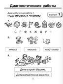 Обучение грамоте. 1 класс. Тетрадь для проверочных работ — фото, картинка — 2