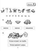 Обучение грамоте. 1 класс. Тетрадь для проверочных работ — фото, картинка — 3