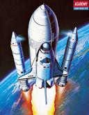 Космический корабль Shuttle & Booster Rocket (масштаб: 1/288) — фото, картинка — 1