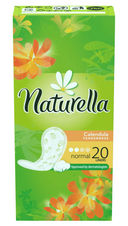 Ежедневные прокладки NATURELLA Calendula Tenderness Normal (20 шт.) — фото, картинка — 1