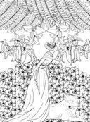 Заколдованный лес. Раскраска-антистресс для творчества и вдохновения — фото, картинка — 11