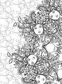 Заколдованный лес. Раскраска-антистресс для творчества и вдохновения — фото, картинка — 3