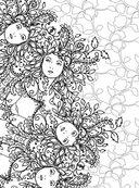 Заколдованный лес. Раскраска-антистресс для творчества и вдохновения — фото, картинка — 4