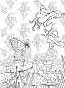 Заколдованный лес. Раскраска-антистресс для творчества и вдохновения — фото, картинка — 5