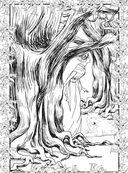Заколдованный лес. Раскраска-антистресс для творчества и вдохновения — фото, картинка — 6