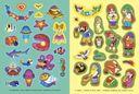 Сказочные принцессы (+ наклейки) — фото, картинка — 3