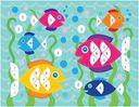 Стикер-мозаика. По цифрам и цветам — фото, картинка — 3
