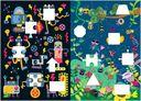 Стикер-мозаика. По цифрам и цветам — фото, картинка — 5