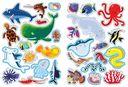 В мире животных. Тропические моря (+ наклейки) — фото, картинка — 2