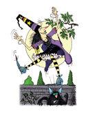 Ведьмочка Винни и волшебный сад — фото, картинка — 12