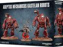 Warhammer 40.000. Adeptus Mechanicus. Kastelan Robots (59-16) — фото, картинка — 1