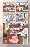 Гравити Фолз. Легенда о живогрызе — фото, картинка — 10