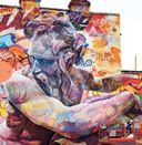Стрит-арт. За свободным искусством по миру — фото, картинка — 2