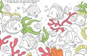 Морские животные. Рисуем, раскрашиваем, играем — фото, картинка — 2