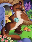 Твои любимые сказки. Медведь и курочка — фото, картинка — 2