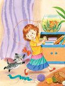 Большая книга сказочных историй про девочек — фото, картинка — 12