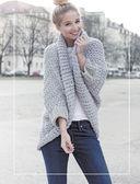 Пуловеры и кардиганы oversize. Вяжем крючком в стиле хюгге — фото, картинка — 2