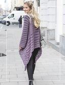 Пуловеры и кардиганы oversize. Вяжем крючком в стиле хюгге — фото, картинка — 4