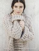 Пуловеры и кардиганы oversize. Вяжем крючком в стиле хюгге — фото, картинка — 6