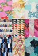 Лоскутное шитье, мозаичные узоры. Пошаговое руководство — фото, картинка — 2