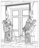 Третьяковская галерея. 15 шедевров. Альбом для раскрашивания — фото, картинка — 2