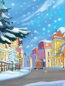 Настоящее новогоднее волшебство — фото, картинка — 2