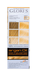 Крем-краска для волос (тон: 10.1, бежевый блонд; 2 шт.) — фото, картинка — 1