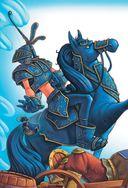 Богатыри. Вольга и чёрные рыцари. Вольга и дракон — фото, картинка — 14