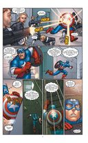 Marvel Приключения. Капитан Америка — фото, картинка — 7