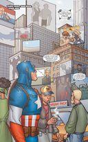 Marvel Приключения. Капитан Америка — фото, картинка — 8