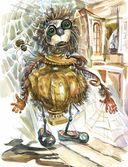 Чоки-чок, или Рыцарь Прозрачного Кота — фото, картинка — 5