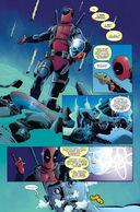 Дэдпул уничтожает вселенную Marvel — фото, картинка — 2