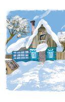 Зима в Простоквашино — фото, картинка — 2