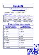 English vocabulary. Form 7. Словарь по английскому языку — фото, картинка — 4